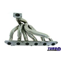 Kipufogó leömlő Toyota Supra MKIII 86-92 Turbo T4, Top Mount